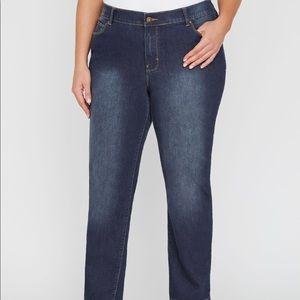 Catherine's Brand Moderately Curvy Jeans 26W